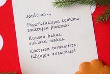 Joulu(kortit)