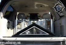 Car Audio jobs done by Audio Props / car audio upgrades and ideas