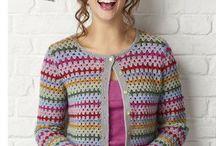 Crochet jerseys