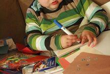 Preschooler Activities Inspiration