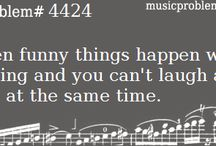 Violin problem jokes