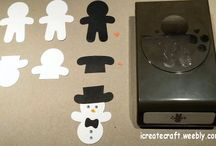 Cookie cutter stamps