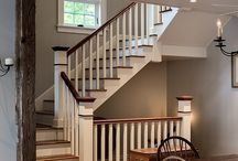 stairs dining