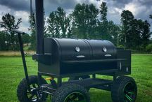Cool ideas about making your own offset smoker