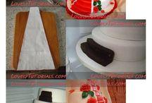 Stair cake