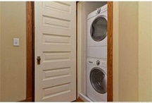 Laundry Room / by Bailey Bengtson
