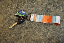 Keychains/Lanyards / by Sheena Griffith