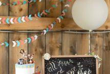 Birthday party's