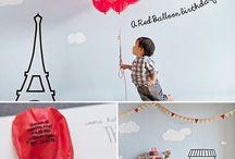 Baby O bday ideas / by Kristi Bulnes