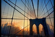 Bridges + / Puentes / by Dario Vega