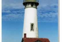 Lighthouses / by Kathy Long