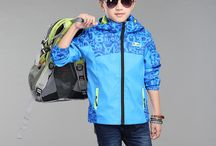 childrens rain jacket