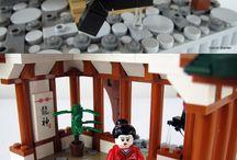 Lego Buildings MOC