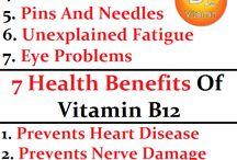 Vitamin & nutricious foods