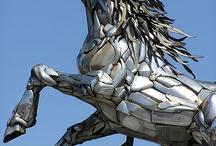 Sculptures / by Larry Allen
