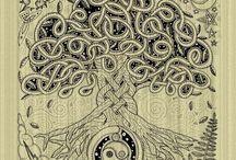 árvore celtica