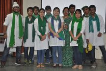 World Earth Day / Sharda University has celebrated the World Earth Day 2015.