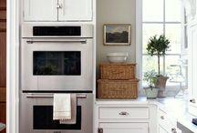 Кухня стены цвет