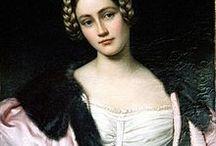1830's Women's Hairstyles