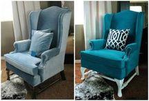sillón vintage