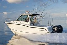 Boston Whaler Boats / Boston Whaler boats have earned a reputation as the perfect gathering place for water-based recreation and adventures.  http://www.lakeunionsearay.com/Page.aspx/pageId/152101/Boston-Whaler-Boats.aspx
