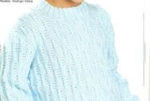 blusa de trico Manuella