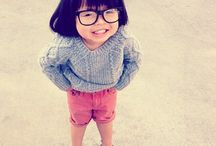 Microfashion / tiny people fashion is too cute