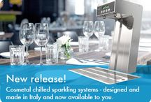 Cosmetal Sparkling Water Dispenser