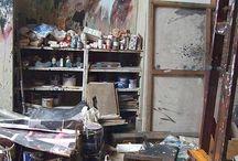 Espaço de trabalho | Artistas