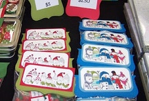 Craft Fair Ideas / by Alyson MacDonald ~ Stampin' Up! Demonstrator