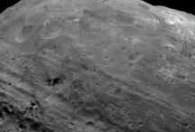 Asteroides / Imágenes de asteroides, cuerpos menores del Sistema Solar que orbitan el Sol. #asteroides, #asteroid, #sistemasolar, #Vesta, #Steins, #cinturóndeasteroides,