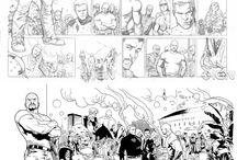 Tavole fumetti