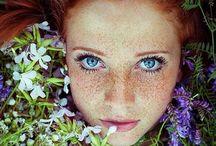 Redhead Portrait