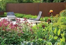 landscape and garden / by Paddi Wicks