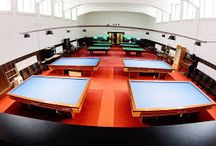 Places to play pool and billiard