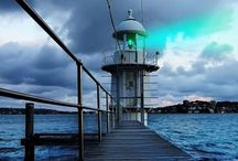 Lighthouses from around the world / by Scarlett White