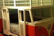 ξύλινα  κρεβάτια παιδικά