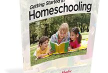 Homeschool / by Heather Scherbring