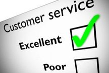 How to Ace Customer Service / by Melissa Galt