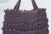 crochet sacs