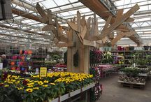 Tuinwereld Tiel / Tuincentrum inrichting
