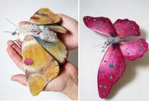 Embroidery and textile art