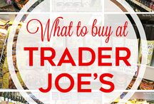 Trader Joes / The fun store with everything you love to eat and drink