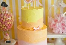 Ombre Cakes / by CaljavaOnline.com
