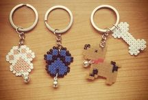 Hama Beads Amici animali