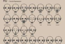 Cartoon - Expressions