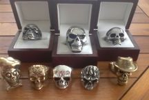 Skull Rings to Desire