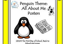 """All About Me Posters - First Day of School Activity / All About Me Posters - First Day of School Activity. These back to school posters are a GREAT addition to an """"All About Me"""" or """"First Day of School"""" theme."""