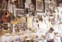 Greek traditional coffe tavern ect