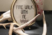 Twin Peaks / I love Twin Peaks.
